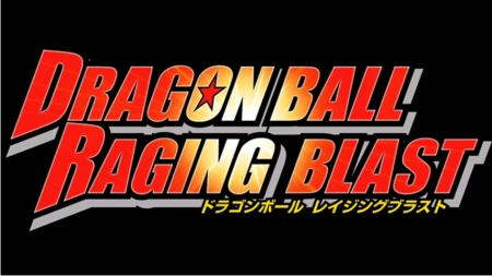 Logo de dragon ball raging blast